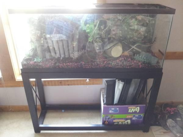 55 gallon fish tank for sale in grand haven michigan for 55 gallon fish tank for sale