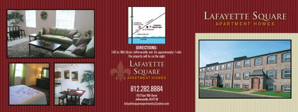 760ft all utilities included lafayette square apartments