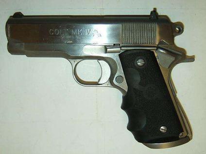 $550 PISTOL Colt 1911 Mark IV Series 80 Officer Pistol