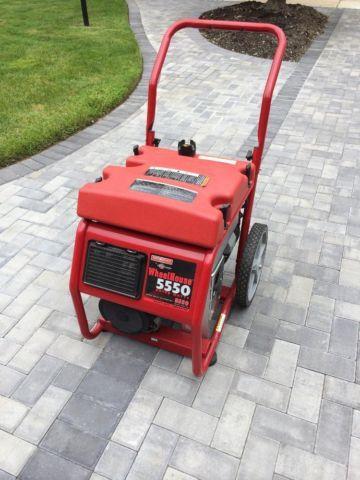 550 Wheel House Generator - $600 Long Island