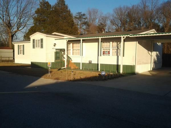 3br Large Mobile Home In Lothian For Sale In Dunkirk Maryland