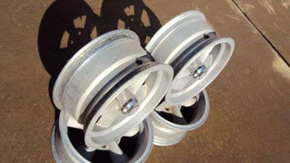 Trucks For Sale In Okc >> 4 MAG WHEELS, T70R AMERICAN RACING, (15 in by 7 inch 5 Hole) (OKC area) for Sale in Oklahoma ...