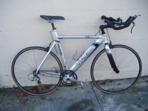 56 cm Trek Tri Bike - (mt pleasant) for Sale in Charleston ...