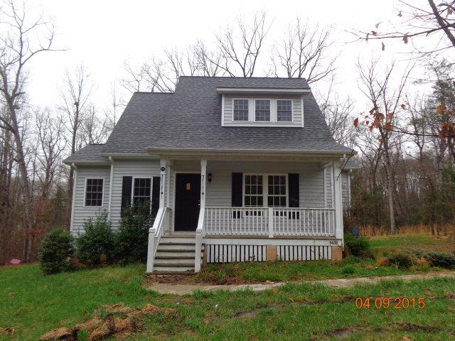 5678 wood st 1480 sq ft single family residential for sale in powhatan virginia classified