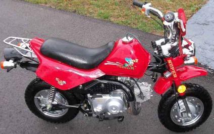 2002 dirt dobber 70cc mini bike lawrence county tn for sale in florence alabama. Black Bedroom Furniture Sets. Home Design Ideas