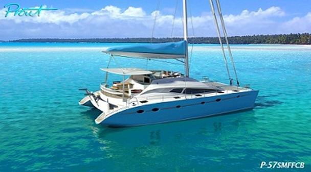 57 Sailing Catamaran For Sale In Fort Lauderdale Florida