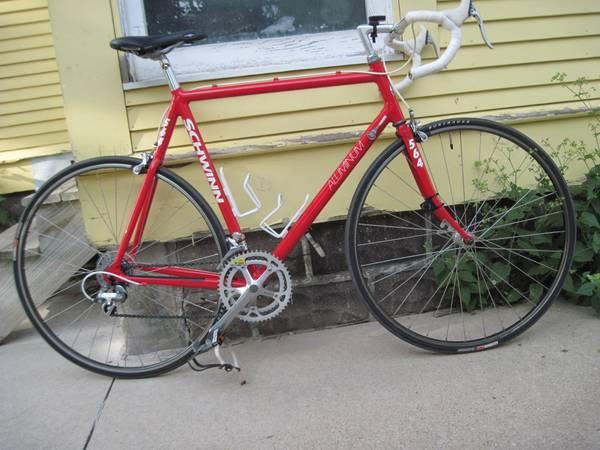 58 5 Schwinn 564 Aluminum Rd Bike For Sale In Waterloo