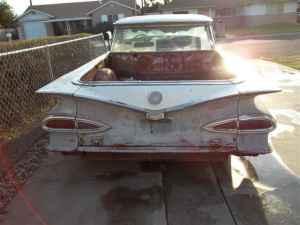 59 el camino parts lindasy for sale in visalia california