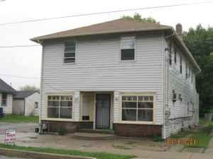 $595 / 2br - 1710 JEFFERSON ST APT 1 ALL UTILITIES PAID (ANDERSON)