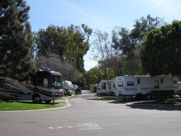Southern California RV park - long term stays! (San Diego) for Sale