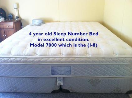 599 i8 caliking size select comfort sleep