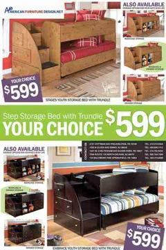$599 Ashley Embrace twin loft bed....FOR ONLY $599! & Ashley Embrace twin loft bed....FOR ONLY !! MUST SEE!! for Sale in ...