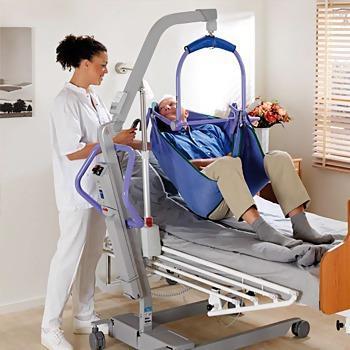 $599 Brand New Manual Pump Hospital Nursing Home Hoyer Lift