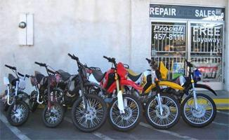 $599 On & Off Road Dirt Bike Motorcycle Blowout SALE