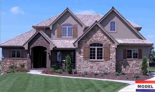 5br 3 5ba 3 Car Attached Garage New Home Butler County 4 9