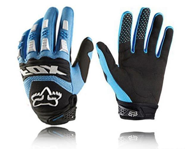 5Colors Fox Cycling Motorcycle Racing Gloves Autumn