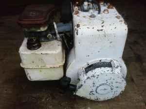 5hp Briggs Stratton Horizontal Side Shaft Engine Go