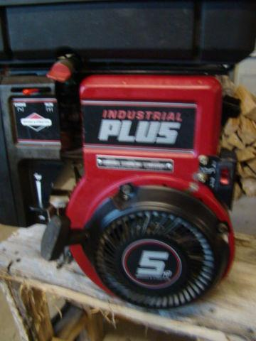 5hp Industrial Plus Briggs And Stratton Engine For Sale