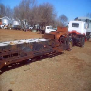 5th Wheel Combine Trailer (Deer Creek, OK)