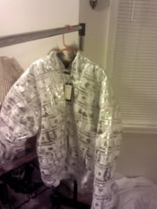5X Winter Coat New with tag - $100 (front royal)