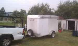 5x10 Utility Trailer For Sale In South Carolina Classifieds Buy And Sell