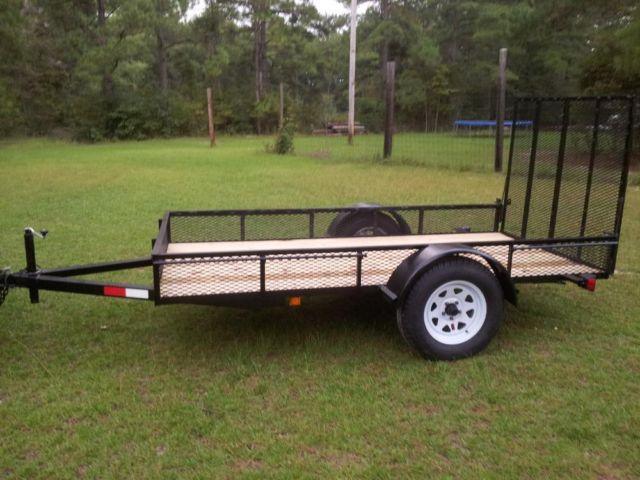 5x10 trailer for sale in statesboro georgia classified. Black Bedroom Furniture Sets. Home Design Ideas