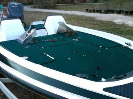 1997 Yamaha 150cc skeeter bass boat (Montgomery ) for Sale ...