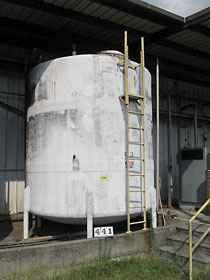 6,000 Gallon Storage Tank - $500 (Sylvania)