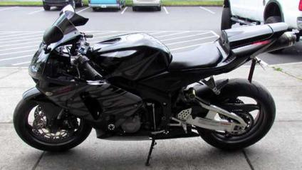 $6,450 Used 2005 HONDA CBR 600 RR for sale.