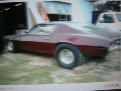1971 camaro drag car for sale in warner robins georgia classified. Black Bedroom Furniture Sets. Home Design Ideas