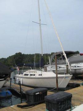 $6,500, Catalina 25 Sailboat (Lake Norman)