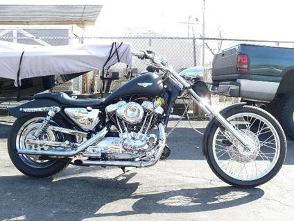 $6,800 Harley Davidson Custom Motorcycle