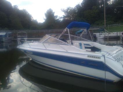 $6,995 OBO 1989 Sea Ray 230 Cc Cuddy Cabin