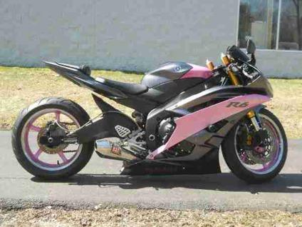 2007 yamaha yzf r6 for sale in big bend wisconsin classified. Black Bedroom Furniture Sets. Home Design Ideas