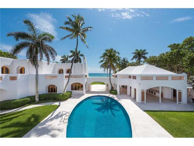 6 Bed 7 Bath House 387 Ocean Blvd For Sale In Golden Beach