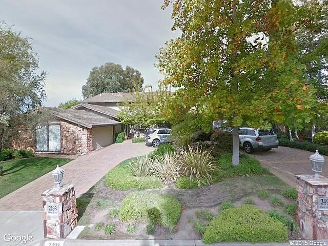 6 Bedroom 3.50 Bath Single Family Home, Alamo CA, 94507