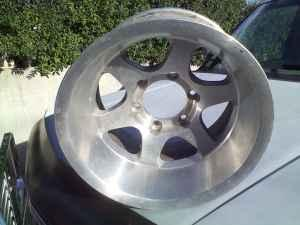 6 bolt chevy wheels make offer carbondale