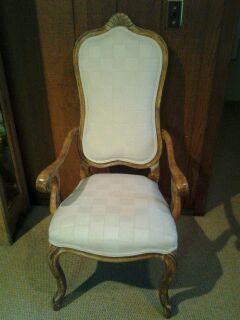 6 Dining Chairs - Very NICE! - $375