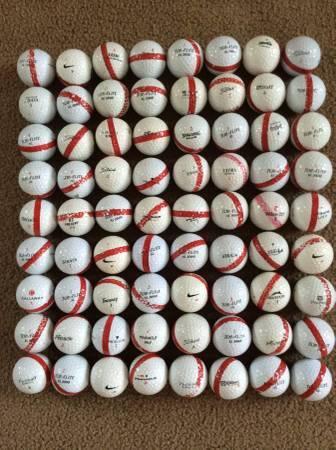 6 Dozen Used Golf Balls For Sale In Leipsic Ohio Classified