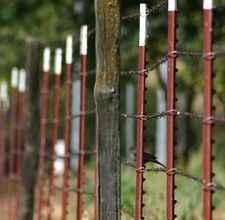 6 Ft Steel T Posts Used Central Valley For Sale In