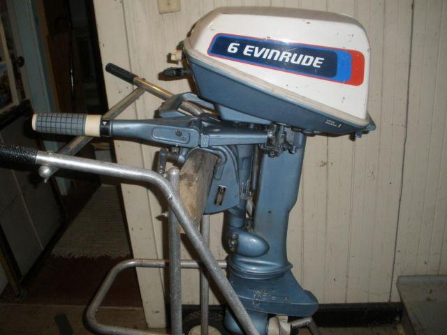 6 hp evinrude outboard motor for sale in seattle