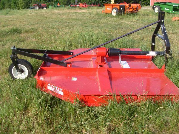 6 Lmc Brush Hog 3pt Never Used Mckean Pa For Sale In