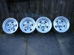 Buy Here Pay Here Pensacola >> 6 LUG CENTERLINE WHEELS 15X10. - (PENSACOLA) for Sale in Pensacola, Florida Classified ...