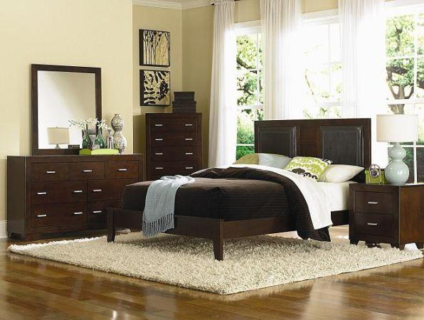 6 Pc Quen Padded Headboard Bedroom Set New In Boxes Stockton For Sale In Stockton