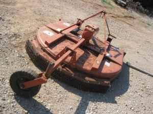 6' Rhino Brush hog tw72 - $1600 (north of Stillwater, ok)
