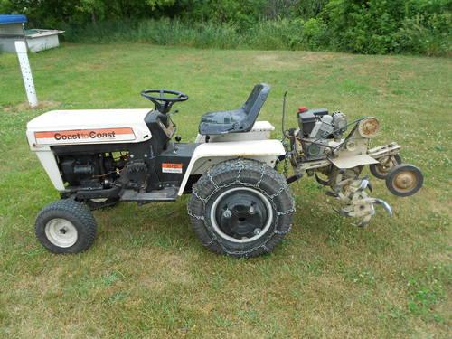 6 Tine Tiller For Most Garden Tractors See Video Of It Tilling Below For Sale In Fort Wayne