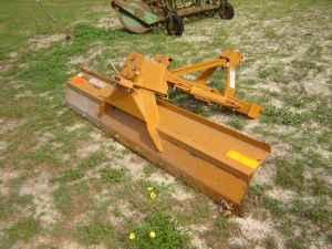 6-Way 8ft Scraper- Grader Blade 3pt. - $900 (Ellabell/