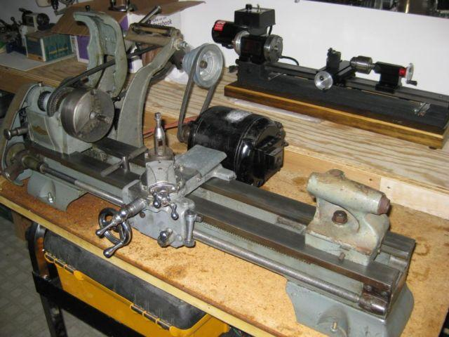 6 X 18 Craftsman 101.21400 Atlas 618 Thread Cutting Metal Lathe