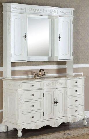 60 Cortina Single Sink Vanity With