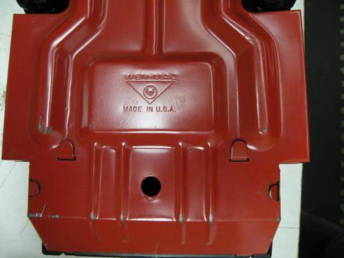 60's vintage Texaco Jet Fuel Toy Truck